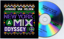 ARMAND VAN HELDEN New York A Mix Odyssey 2 UK promo test CD Erik B Queen Latifah