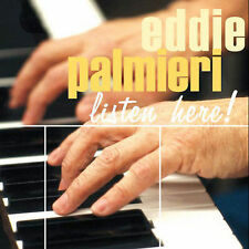 FREE US SHIP. on ANY 3+ CDs! NEW CD Eddie Palmieri: Listen Here