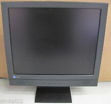"Eizo L465 16"" LCD TFT Monitor- Black, Home Office Equipment P/n 66125042"