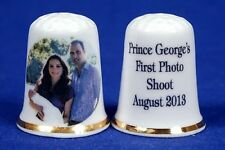 """The Family""  Prince George's First Photo Shoot August 2013 China Thimble B/120"