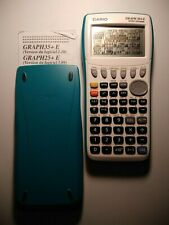 Casio Graph 35+E calculatrice mode examen