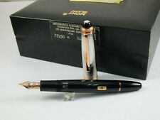 Montblanc 75th Anniversary 146 LeGrand Sterling Silver Rose Gold Fountain Pen