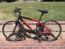 Shimano Spinfit RevoShift Speed 700C Red Black Bike *GOOD CONDITION *