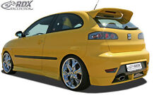 RDX Heckansatz für SEAT Ibiza 6L Cupra Heck Ansatz Schürze Diffusor Hinten