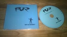 CD Pop Pur - Was ist passiert ? (1 Song) Promo EMI CAPITOL sc