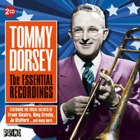 Tommy Dorsey : The Essential Recordings CD 2 discs (2018) ***NEW*** Great Value