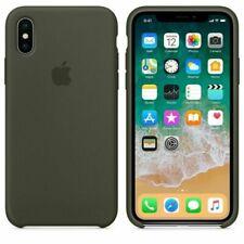 Funda fina de silicona original para iPhone 12 Pro Max Mini 11 Pro XR 8 7 6 Plus