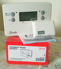 Danfoss TP9000 7 Day Central Heating Timer Programmer Thermostat
