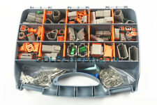 DT Connector Kit Solid Contacts + Removal Tools +case 518 PCS AA