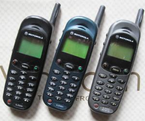 Motorola L2000 2G GSM 900 1800 1900 Retro Antena Cellphone Original Unlocked
