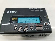 SONY TCD-D8 PORTABLE WALKMAN DAT RECORDER PLAYER