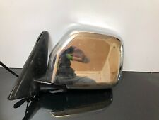 TOYOTA LANDCRUISER PRADO CHROME NSF PASSENGER  ELECTRIC MIRROR  P/N E6010051