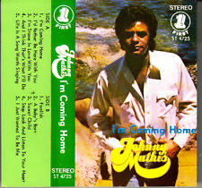 """K 7 AUDIO (TAPE)  JOHNNY MATHIS  """"I'M COMING HOME""""  (MADE IN JAPAN)"""