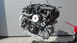 CGQ CGQB Motor Engine A7 Sportback quattro 3,0TDI 313PS 4G 56TKM