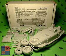 """1/35 VW Schwimmwagen 129, Amphibious Drone resin kit, by """"Leadwarrior""""  LW 35225"""