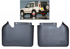 LAND ROVER DISCOVERY 2 1999-2004 FRONT OR REAR MUD FLAPS RH & LH SET OF 2