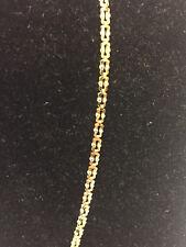 Goldkette Gold Kette Gelbgold 585 14k ECHT GOLD 50cm König NEUWERTIG Geschenk