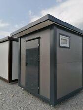 Toilette mit Dusche Sanitärcontainer Duschcontainer