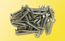 Viessmann 4178 Gauge H0 Phillips head screws 2,2x16 mm, 50 Pcs # in #