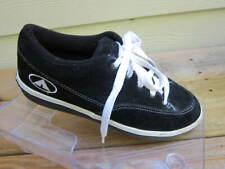 Airwalk Womens Black Suede size 8.5 Sneakers Padded collar & tongue~VERY NICE