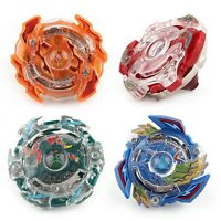 Kids Beyblade Burst With Launcher Spinning Top 4D Metal Plastic Fusion Toy Gift