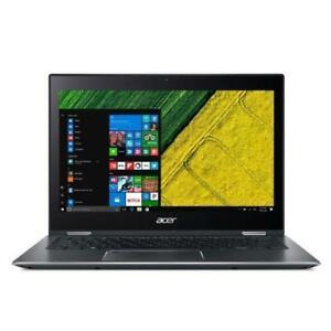 "Acer Spin SP513-52N Intel i5-8250u 8Gb RAM 256Gb SSD 13.3"" Touch Full HD Win10"