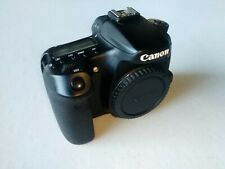 Used Canon EOS 70D Camera Body 9999 shutter ct & EOS 70D Canon Neck Strap