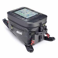 Givi GRT715 Gravel T WP Motorcycle Motorbike Tank Bag 20Ltr - Black