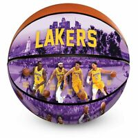 Los Angeles Lakers 8 Player Roster Officially Licensed Debut NBA Basketball