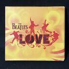 The BEATLES LOVE Remixed CD plus DVD Audio 5 1 Disc 2 Set OOP Capitol Records