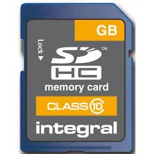 Integral tarjeta Secure Digital (SD) 8GB-clase 10 INSDH 8G10