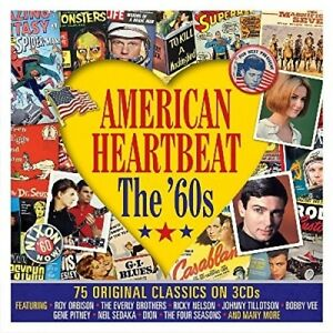 Various Artists - American Heartbeat: The 1960s / Various [New CD] UK - Import
