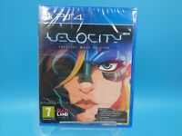 jeu video neuf sony playstation 4 ps4 neuf EUR velocity 2X critical mass edition
