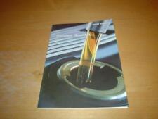 BMW SERVICE BOOK 3 SERIES E93 CABRIOLET 318 320 328 330 i Owners Handbook Manual