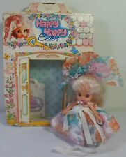 EL GRECO GREEK VTG 80's HAPPY HAPPY SISTERS DOLL w/ DRESS BOXED ULTRA RARE SET