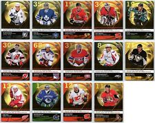2008-09 MCDONALD'S UD SUPERSTAR SPOTLIGHT INSERT CARDS - U PICK FINISH SET LOT