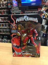 """Power Rangers Legacy Collection Dino Thunder Red Ranger 6"""" Action Figure"""