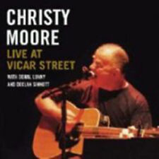 Moore, Christy - Live At Vicar St NEW CD