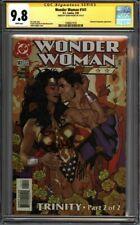 * WONDER Woman #141 CGC 9.8 Signed Adam Hughes Cover! (1580621019) *