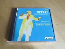 TIPPETT - Orchestral Works  - Double CD Album - BBC Phil/English Northern