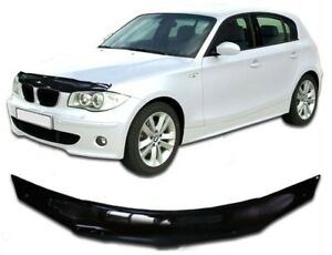 High Quality Bonnet Protector - Tinted Glass - for BMW 1 series E87 2004 to 2010