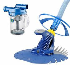 Zodiac T5 Duo Suction-Side In-Ground Swimming Pool Cleaner with Leaf Canister