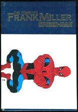 The Complete Frank Miller Spider-Man Hardcover HC Rare Factory Sealed