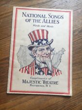Providence RI, Majestic Theatre Westminster St Downtown Antique Ads Vtg Dr Store
