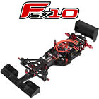 NEW Corally FSX-10 1/10 Car Kit Formula Racing Chassis Kit Only FREE US SHIP