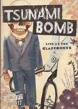 Tsunami Bomb - Live At The Glasshouse (DVD, 2005) NEW