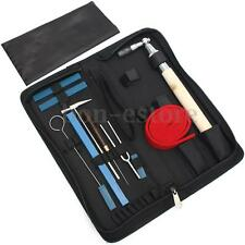 10Pcs Piano Tuning Hammer Mute Wrench Handle Kit Professional Tools+Case Storage