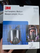 3M 6800 Full Face respirator