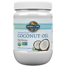 Organic Extra Virgin Coconut Oil - Unrefined Cold Pressed Hair, Skin and Cooking