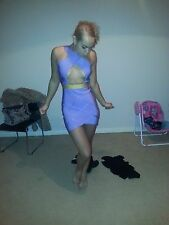 sexy bandage bodycon dress
